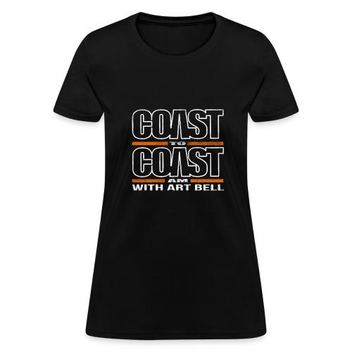 Coast To Coast AM with Art Bell Vintage T-Shirt - Women's T-Shirt