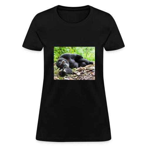 Gorilla Mood sweatshirt and and Tshirt ORIGINAL - Women's T-Shirt