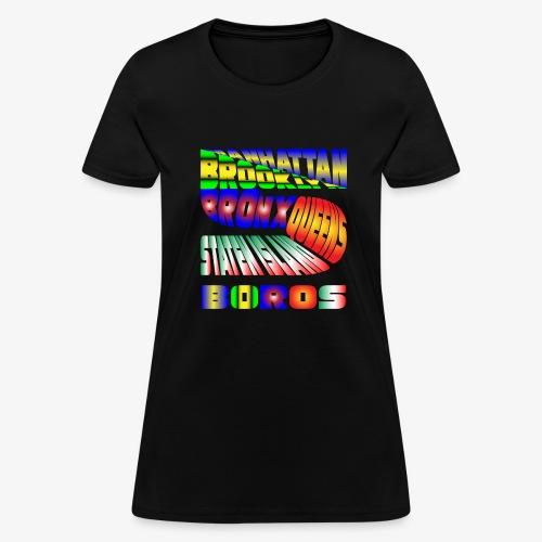 colors - Women's T-Shirt