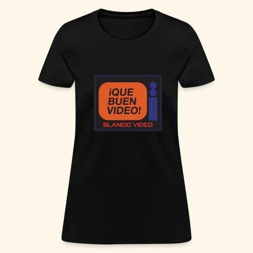 Blancic Video - Women's T-Shirt