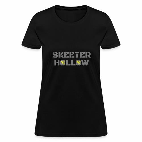 Skeeter Hollow honeybees - Women's T-Shirt