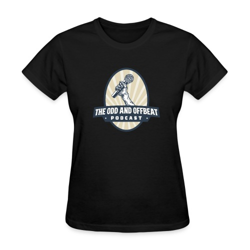 The Odd and Offbeat Podcast Logo - Women's T-Shirt