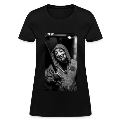 Vendetta - Women's T-Shirt