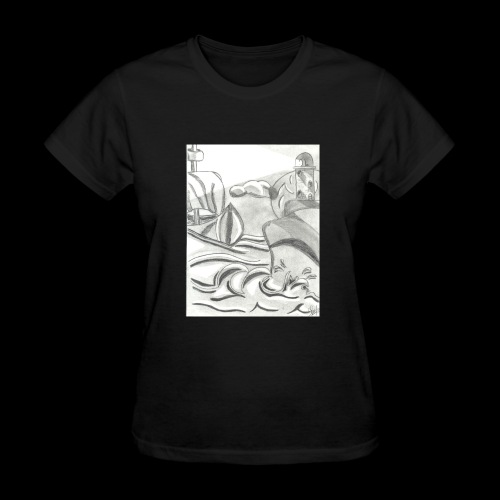 abstracto - Women's T-Shirt