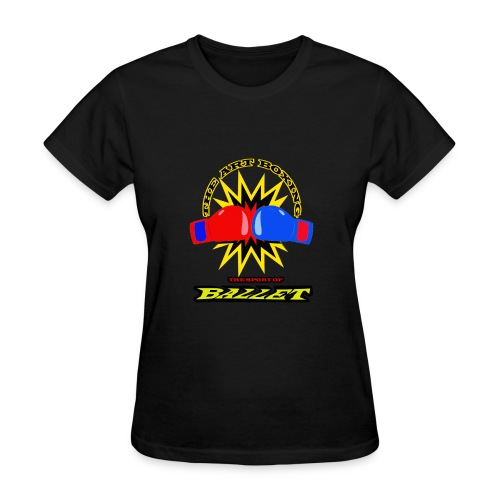 JP Shop the art boxing t shirts hoodies Jackets - Women's T-Shirt
