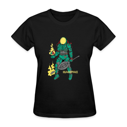 Afronaut - Women's T-Shirt