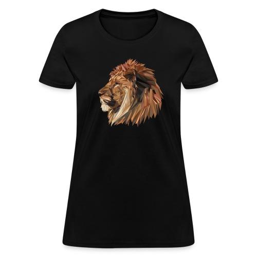 Abstract Lion - Women's T-Shirt