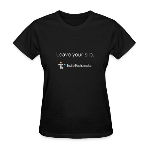 Leave Your Silo - Women's T-Shirt