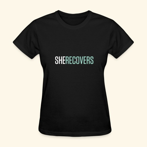 She Recovers - Women's T-Shirt