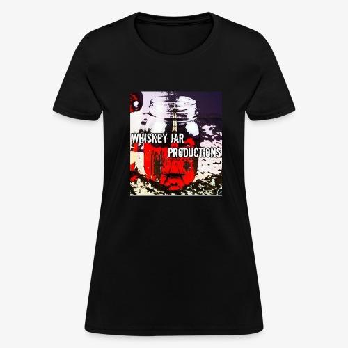 Whiskey Jar Productions Logo - Women's T-Shirt