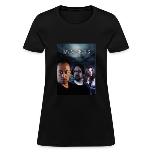 Saving Ghosts - Women's T-Shirt
