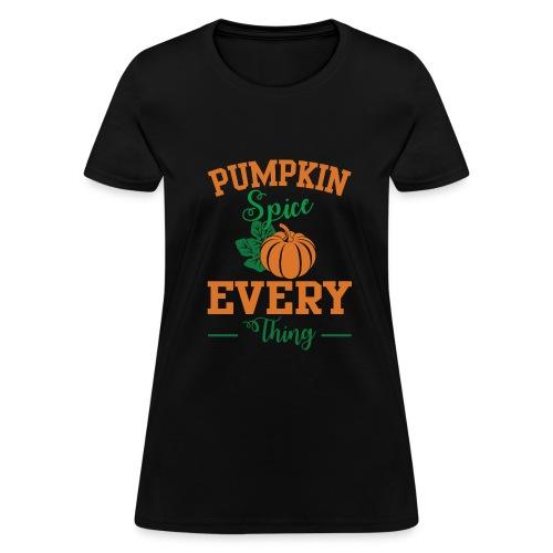 Pumpkin for halloween - Women's T-Shirt