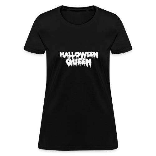 Halloween Funny Tshirt Halloween Skull Tshirt tee - Women's T-Shirt