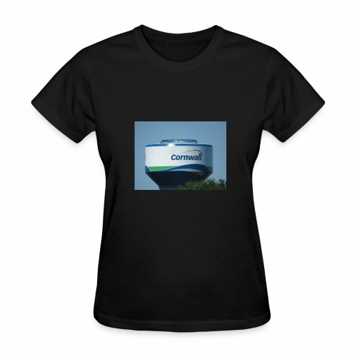 The Cornwall Water Tower Collection - Women's T-Shirt