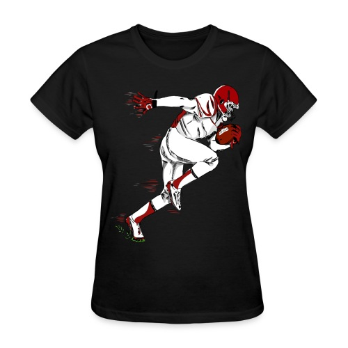 Funny gift NFL for American football player - Women's T-Shirt
