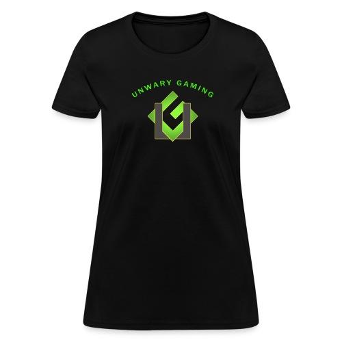 Unwary Gaming Logo - Women's T-Shirt