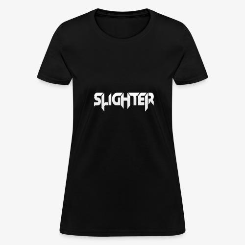 Slighter Logo - Women's T-Shirt