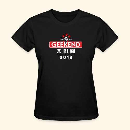 GeekEnd 2018 - Women's T-Shirt