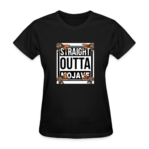 STRAIGHT OUTTA MOJAVE - Women's T-Shirt