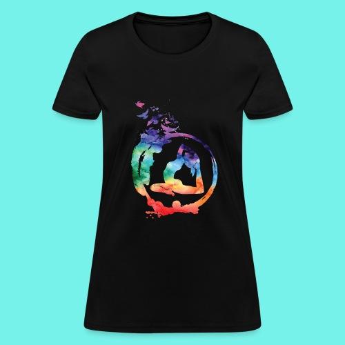 Funny Yoga, Goat Yoga, Yoga Pose shrt,yoga t-shirt - Women's T-Shirt
