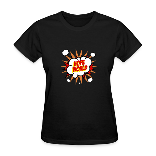 Hope World - Women's T-Shirt