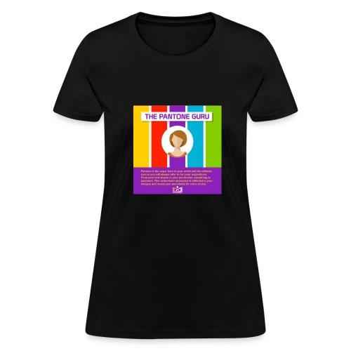 graphic designer types skills personality habits p - Women's T-Shirt