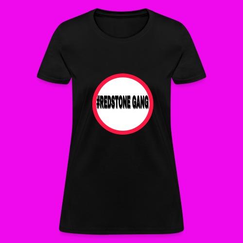 #REDSTONE GANG - Women's T-Shirt