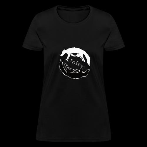 Wolf Circle - Women's T-Shirt