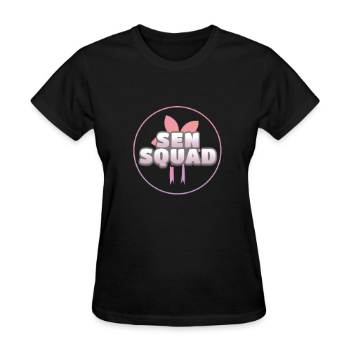SenSquad Official Design - Women's T-Shirt
