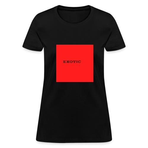 NEW YT EXOTIC WARE - Women's T-Shirt