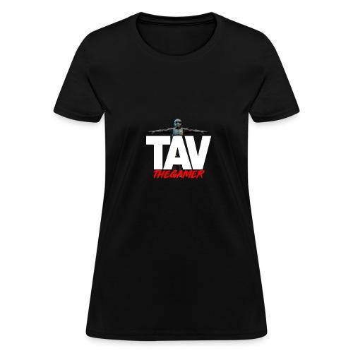 TAV THE GAMER - Women's T-Shirt
