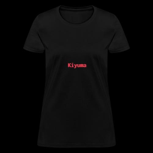 Kiyuma Logo - Women's T-Shirt