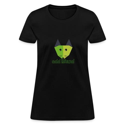Odd Blend Fox - Women's T-Shirt