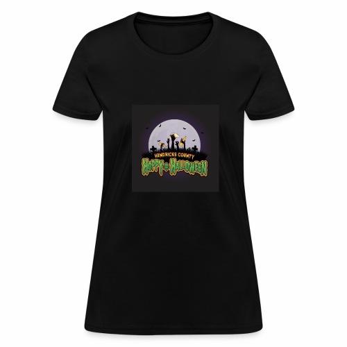 Hoppy Halloween - Women's T-Shirt