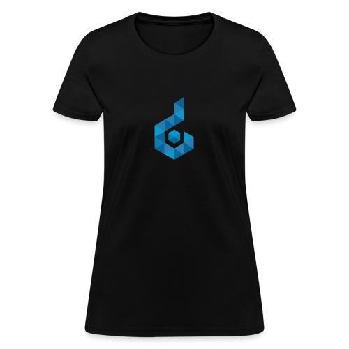 Deep Box Games Logo - Women's T-Shirt