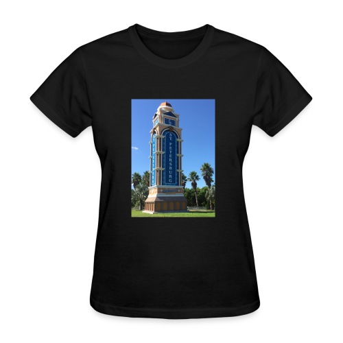 Welcome to St. Petersburg tee - Women's T-Shirt