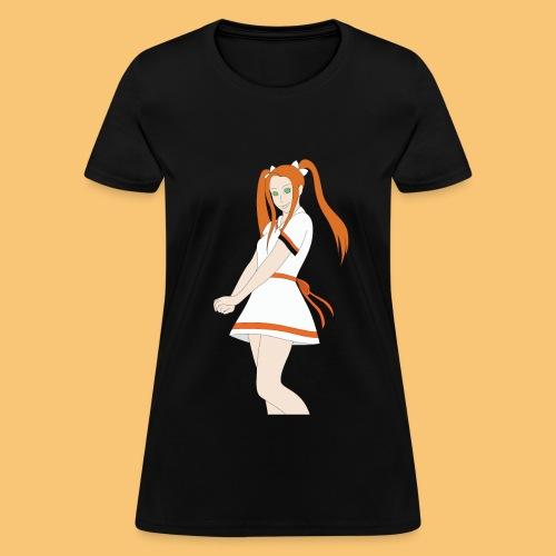 Grace Mellody 2D - Women's T-Shirt