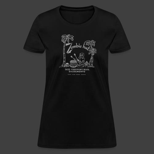 ZOMBIE HUT - Sacramento - Women's T-Shirt