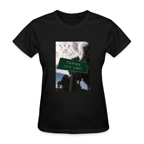 The City Limit tee - Women's T-Shirt
