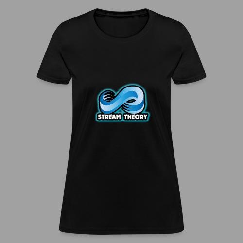 Stream Theory - Women's T-Shirt
