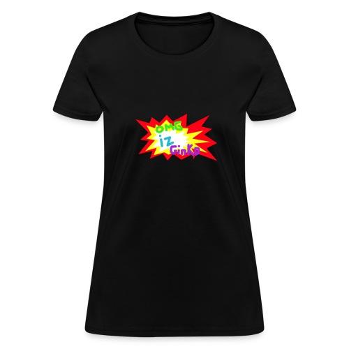 Official Ginko Logo - Women's T-Shirt