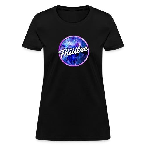 Hiiiileeround logo - Women's T-Shirt