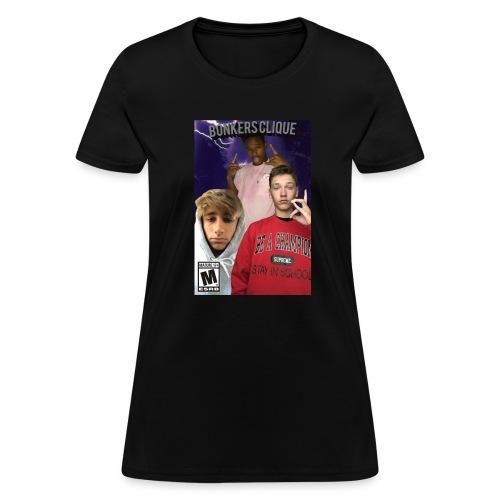 Bonkers Clique - Women's T-Shirt