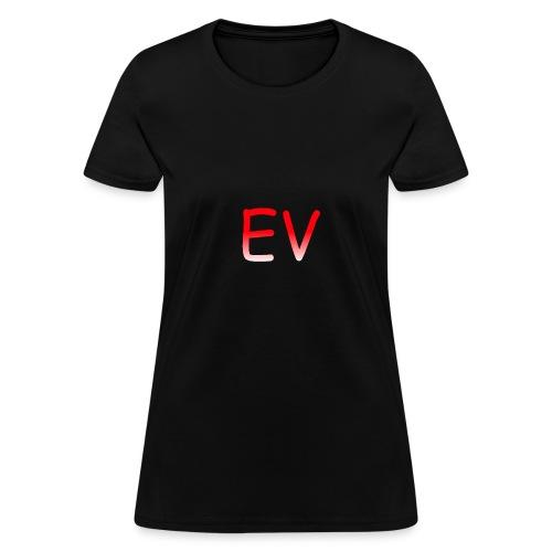 ev - Women's T-Shirt