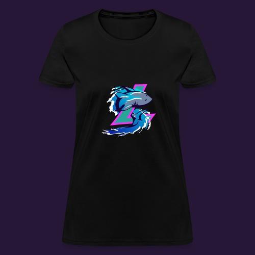Sharklad Logo - Women's T-Shirt