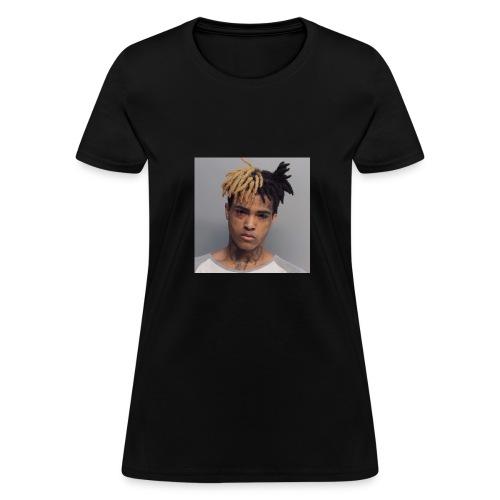 XXXTENTACION PIC - Women's T-Shirt