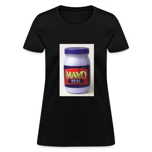 Official Blue Mayonnaise Merch Logo - Women's T-Shirt