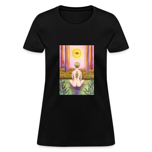 Mother Nature - Women's T-Shirt