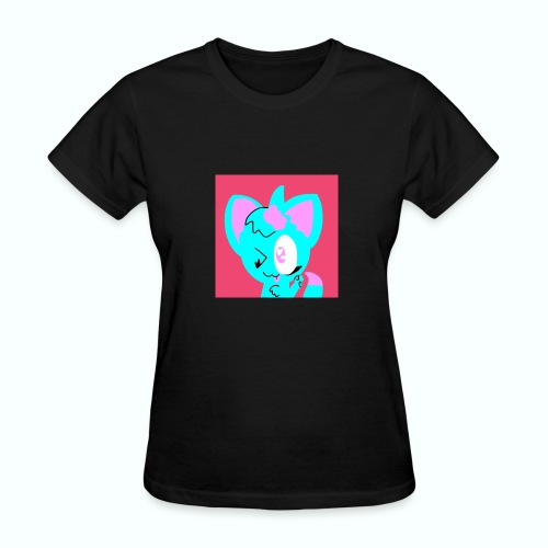 Kittyfoxy - Women's T-Shirt