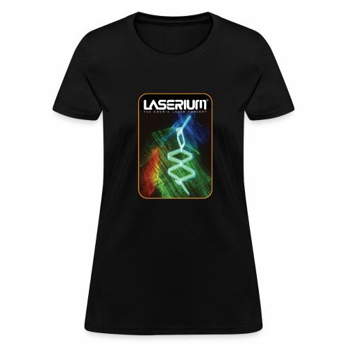 LaseriumDesign001 - Women's T-Shirt